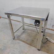 """SUSPA Movotec MQS-00003M Lift Systems PB 4623 w/ Terra Universal 30"""" Table"""