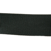 "NEW 100 Yard x 1-3/4"" Black Military Grade Flat Nylon Strap Webbing, Spec 30292"