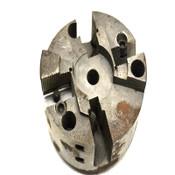 """Machinist Tool T-112696 4-1/2"""" 2-Jaw Steel Chuck #35133"""