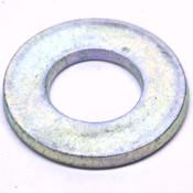"(1700) SAE Steel Flat Washers, 1/2"" ID x 1"" OD x 0.096"" Thick, Zinc Plated"