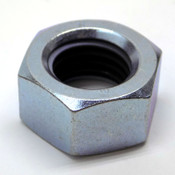 Box of 275 Steel Metric Hex Nuts M20-2.5 Class 10 Zinc Finish; 30mm Wrench Size