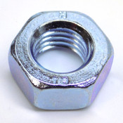 Metric Hex Nuts Class 10 M14-2.0 Zinc Finish Steel (675)