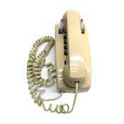 Cortelco 255444-V0E-20MD Retro Ash Push Button Wall Phone Vintage Telephone