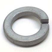 "(220) Helical Spring Steel Lock Washers, 1"" ID x 1-5/8"" OD x 1/4"" Thk, Zinc"
