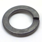 Helical Spring Steel Lock Washers, 20.5mm ID x 32.5mm OD x 4.0mm Thk (600)