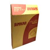 "Simkar TY242-232U-B11-UNV-6"" Fluorescent 2' x 2' Lay-In Troffer"