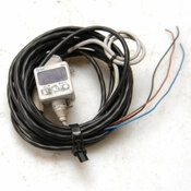 SMC ISE40-01-22-M Digital Pressure Switch Positive Pressure