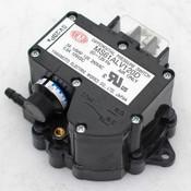 Yamamoto Manostar Differential Pressure Switch MS61ALV120D 20-120Pa 250V 1/6HP