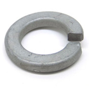 "Helical Spring Steel Lock Washers, 0.50"" ID x 0.86"" OD (1500)"