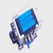 Festo CPV14-GE-FB-4 Manifold Interface w/ CPV14-VI Pneumatic Solenoid Valve