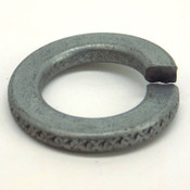 (Box of 2,000) Steel Lock Washers, 14.3mm ID  x 23.6mm OD x 3.2mm Thk, Zinc