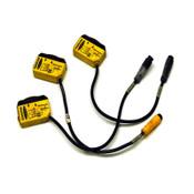 Banner Q23SP6CV50Q Convergent Photoelectric Sensors (3)