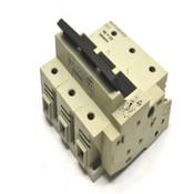 Ferraz Shawmut X220406 3-Pole 125A 690V Fuse Block ST22IIID