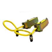 Banner USE424YP2 Emitter & USR424YP2 Receiver Micro-Screen Safety Light Screen