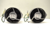 (Lot of 2) OMRON R87T-A6A07H Blower Exhuast Fans 230VAC 1-Ph 34W