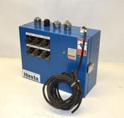 Hirata 3-Conveyor Variable-Speed Controller