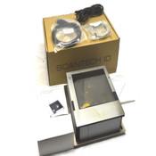 NEW ScanTech ID BV Castor 718B9317042142 Flatbed EPOS Retail Laser Scanner