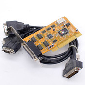 SIIG P030-62 Serial Adapter 4-Port PCI Serial Card