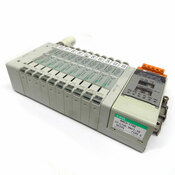 CKD N3E0660 Air Valves (10) with N4E0-T7G2 Manifold