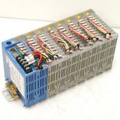 RKC Farex SR Mini HG Temperature Controller System  H-PCP-A, 7x H-TIO-F Modules