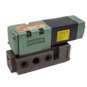 Numatics 153SA432E 24VDC 6.0 Watts Solenoid Valve