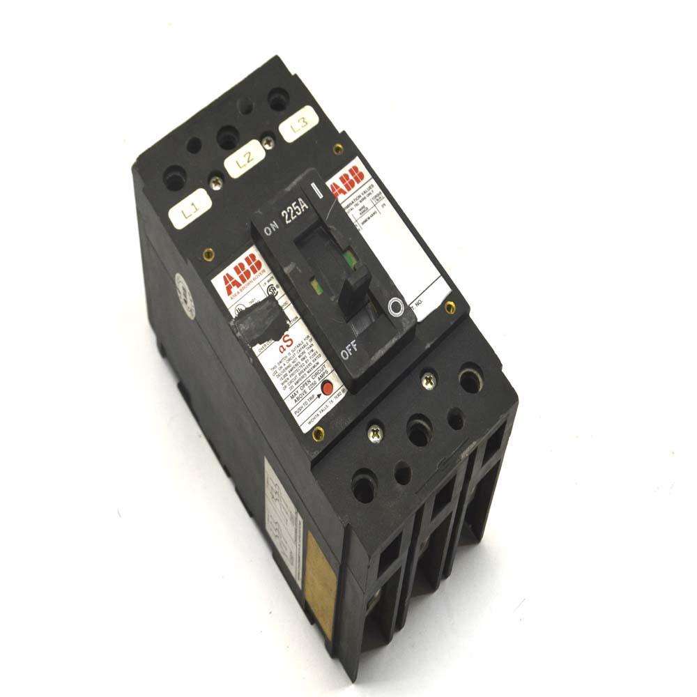Open Circuit Breaker