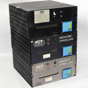 PCT Model 2000 Megasonic Hyperclean Controller/Amps (3) - Parts