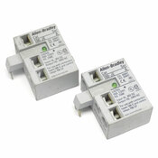 Allen-Bradley 100-JE Interface Modules 24VDC (2)
