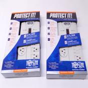 Tripp Lite TLP808 Surge Protectors (2)