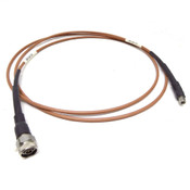 NEW Carlisle Tensolite WHU18-1836-096 8 Foot Length Workhorse RF Test Cable