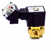 NEW SMC VX334 Direct Operated 3 Port Solenoid Valve, DC24V, Class B