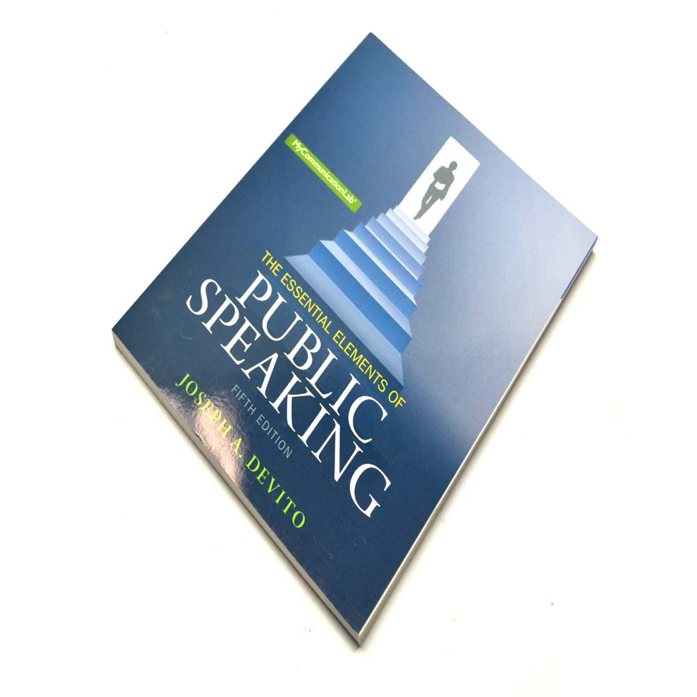 The Essential Elements of Public Speaking (5th Edition) By ...
