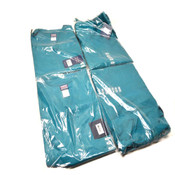 (2) NEW Cherokee Workwear 4100S 3XL Teal Unisex Scrub Bottoms & (2) 4700 Tops