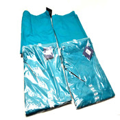 (4) NEW Cherokee Workwear (2) 4100T & (2) 4100S Teal Unisex Fit 2XL Scrub Pants