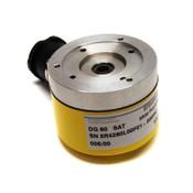 NEW Stegmann DG 60 SAT Incremental Encoder 2500p/r 4-6VDC 60mm Diameter