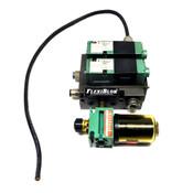 Numatics 082SA415M Solenoid Valves (2) w/ Flexiblok And L21L-03 Valve
