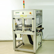 Precision 3-Axis Robot Work Cell Coater Coating Machine - Parts