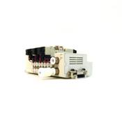 CKD N4GA1-V2 Solenoid Operated Air Valves w/ (3) 3GA1669-A2NH Terminal Block DIN