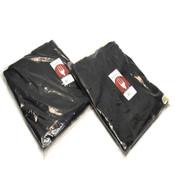 "Chef Works NBBP-000-3XL Black Essential Baggy Chef Pants ""3XL"" (2)"