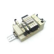 CKD N4GA1-V2 Solenoid Air Valves w/ (6) 4GA139-A2N, 4GA119-A2NH, 3GA1669-A2NH