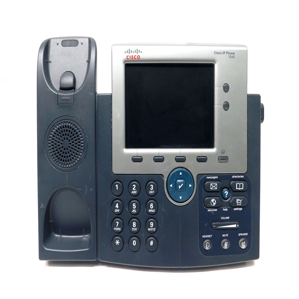Cisco IP 7945 Series Colored Display Business Conference Telephone CP-7945G