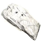 (4) NEW Sanibel Scrubs 657-011-2X Womens Short White Lab Coats 2XL Tablet Pocket