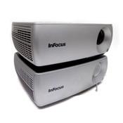 INFocus IN2104 Portable 2500 Lumens DLP Projectors AS/IS