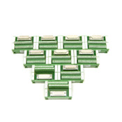 (10) Phoenix Contact UM 45-D25SUB/S Terminal Block Interface Modules (2962793)