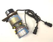 Pacific Scientific 22VM51-020 Motor Analog-Tach Encoder 24V Optical Torq:5.3
