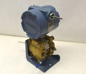 Rosemount 1151DP5E12B2 2000-PSI Pressure Transmitter Explosion-Proof DP/GP SST