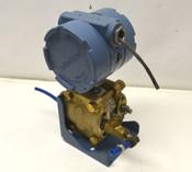 Rosemount 1151DP5E12B2 2000-PSI Pressure Transmitter Explosion-Proof DP/GP 45VDC