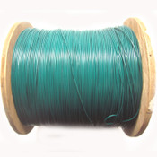 22AWG Green UL1015 Hook Up Wire 600V Stranded Electrical