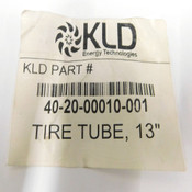 "(Lot of 5) KLD Energy 130-60-13 13"" Tire Tubes for Scooters, Mini Bikes"