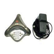 Polycom 2201-06846-001 VoiceStation 100 Conference Phone w/ Premier Wall Module